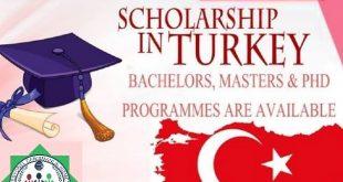 Scholarship in Turkey for İnternational Students